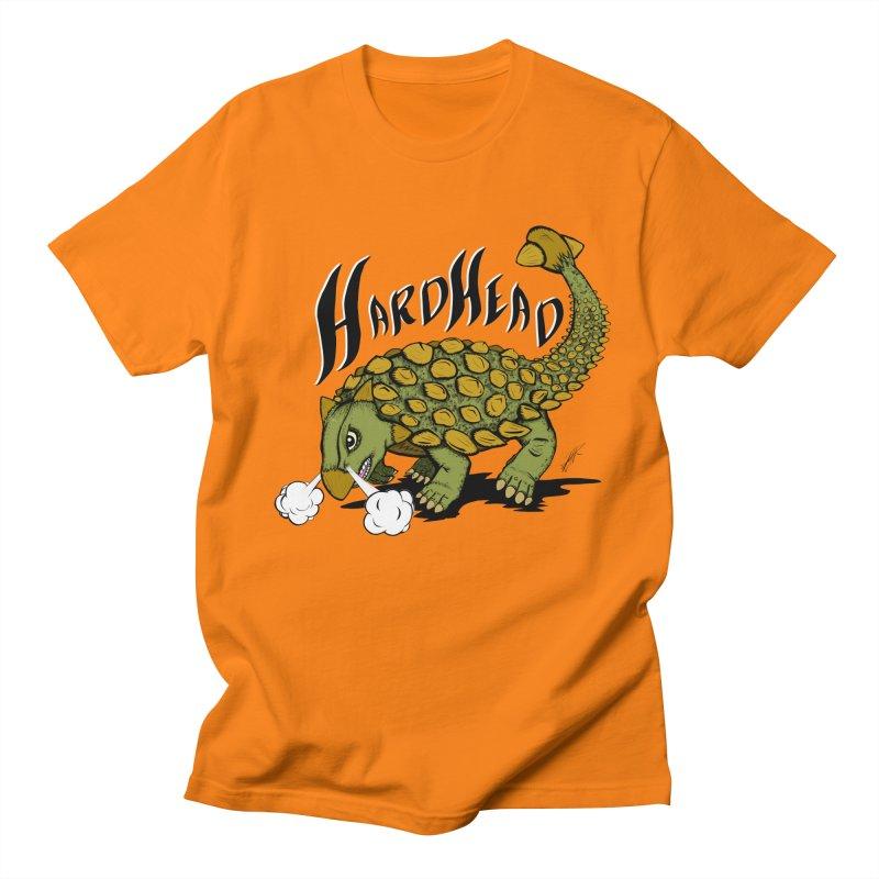 Hard Headed  Men's T-Shirt by thewayofpk