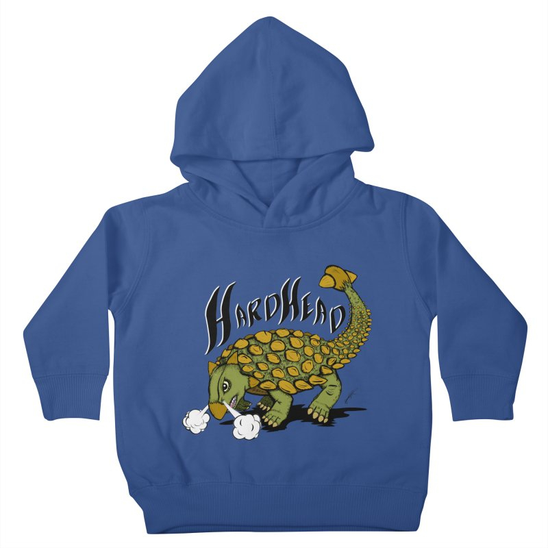Hard Headed  Kids Toddler Pullover Hoody by THEWAYOFPK