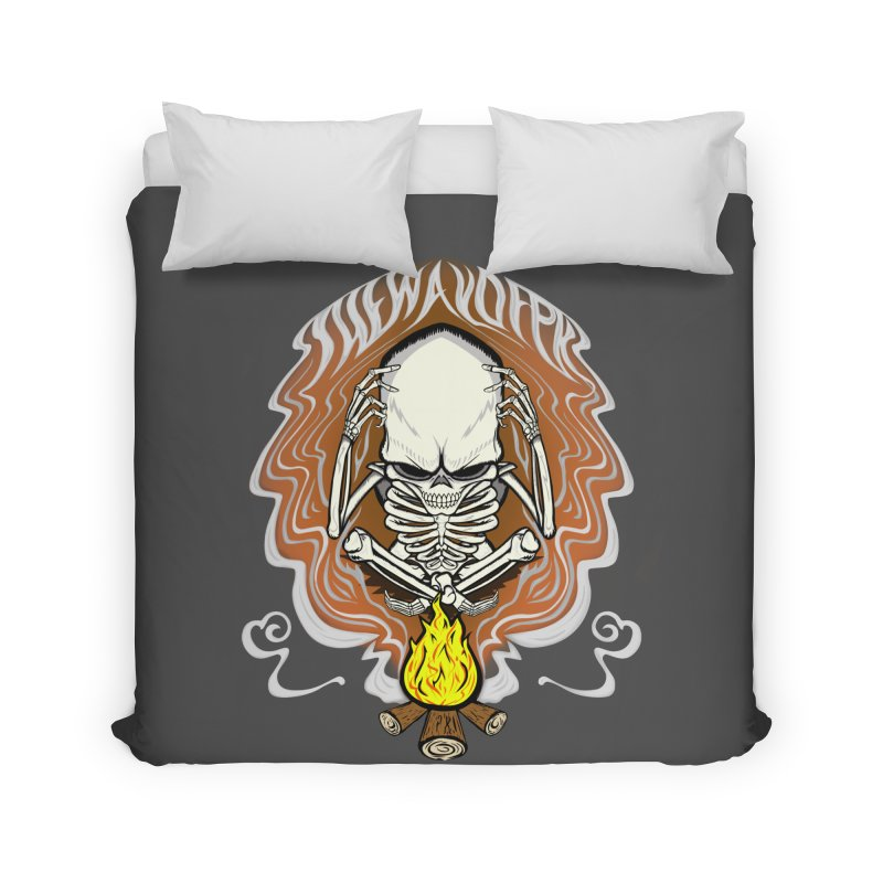 The Perpetual Schemer Home Duvet by THEWAYOFPK