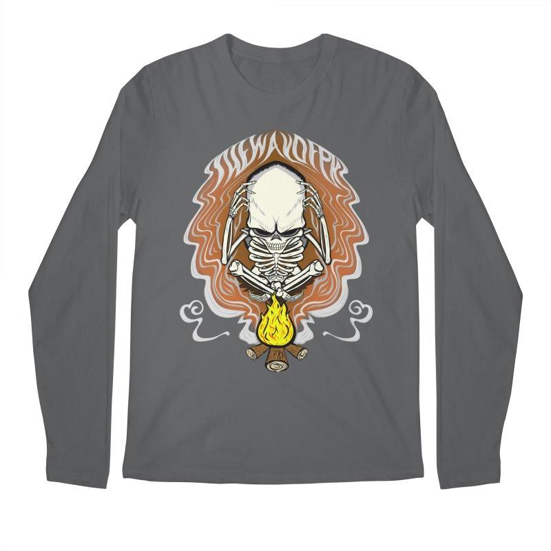 The Perpetual Schemer  Men's Longsleeve T-Shirt by thewayofpk - wear 2 scare
