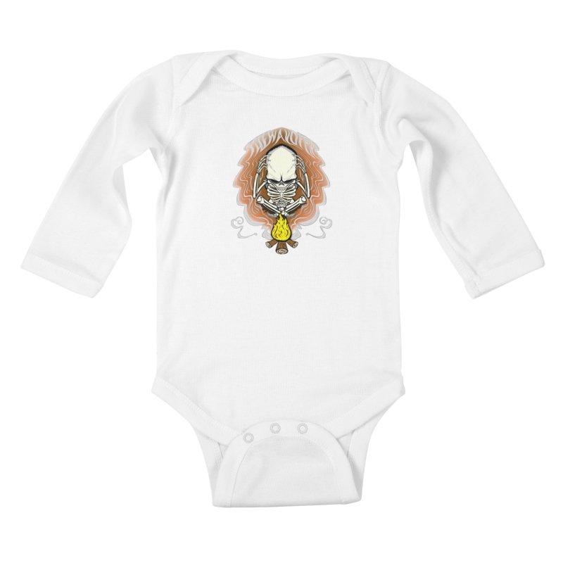 The Perpetual Schemer Kids Baby Longsleeve Bodysuit by THEWAYOFPK