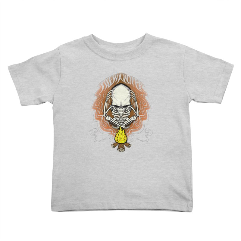 The Perpetual Schemer  Kids Toddler T-Shirt by thewayofpk - wear 2 scare
