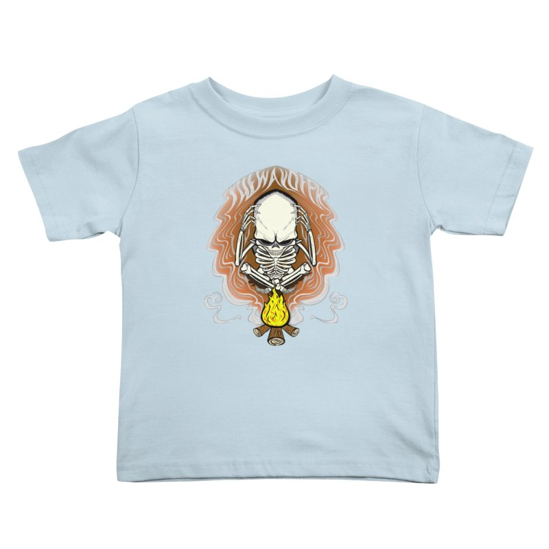 The Perpetual Schemer Kids Toddler T-Shirt by THEWAYOFPK