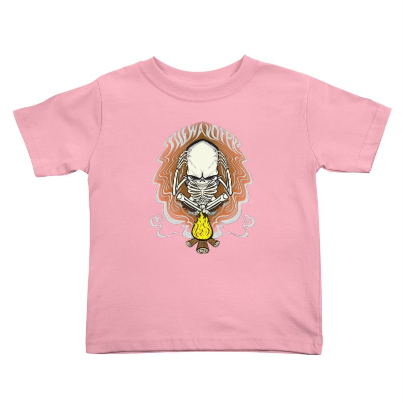 The Perpetual Schemer Kids Toddler T-Shirt by THEWAYOFPK