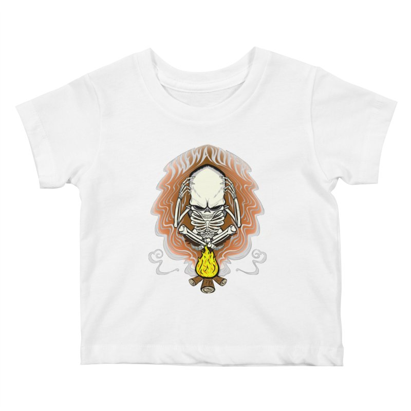 The Perpetual Schemer Kids Baby T-Shirt by THEWAYOFPK
