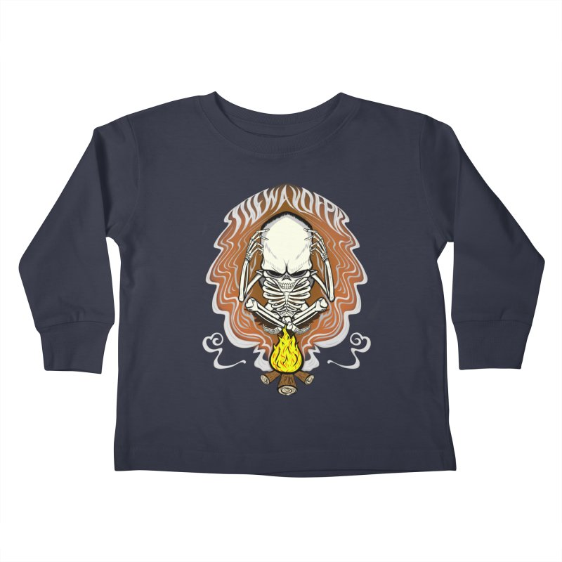 The Perpetual Schemer Kids Toddler Longsleeve T-Shirt by THEWAYOFPK