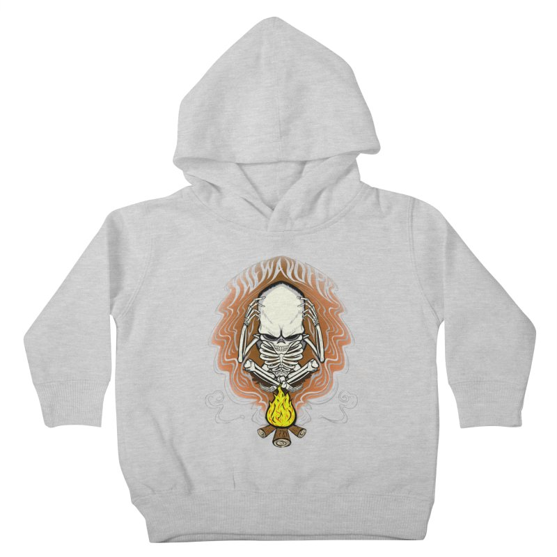 The Perpetual Schemer Kids Toddler Pullover Hoody by THEWAYOFPK