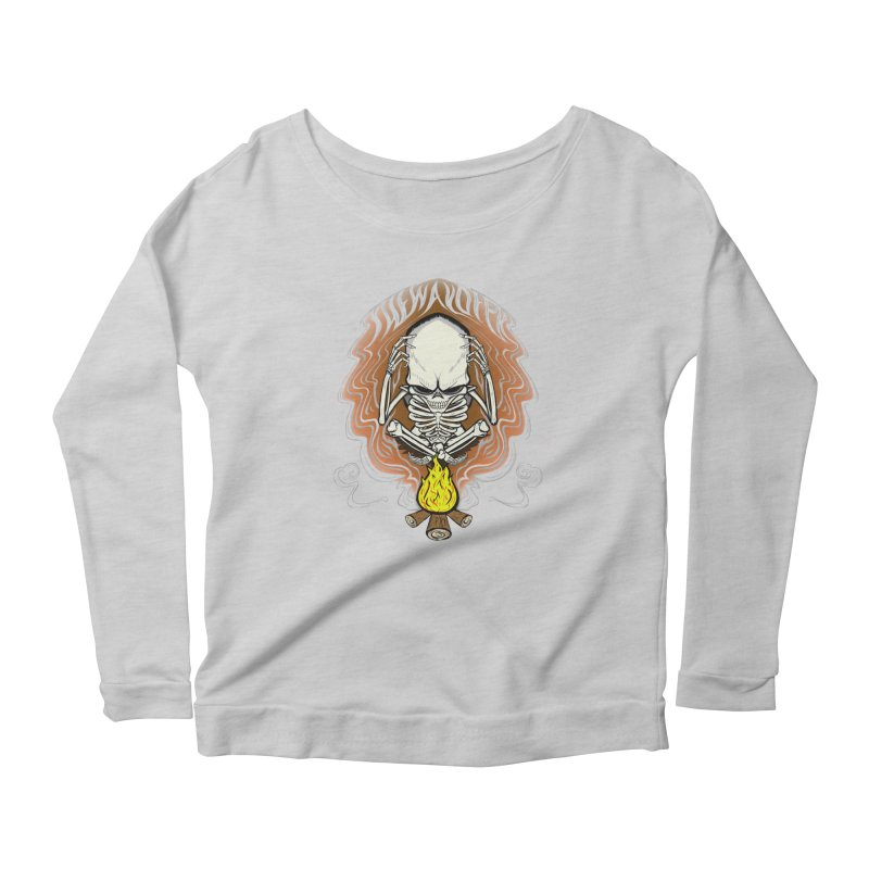 The Perpetual Schemer  Women's Longsleeve Scoopneck  by thewayofpk - wear 2 scare