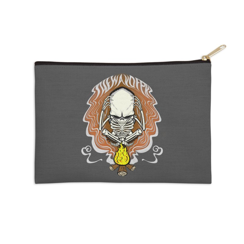 The Perpetual Schemer  Accessories Zip Pouch by thewayofpk