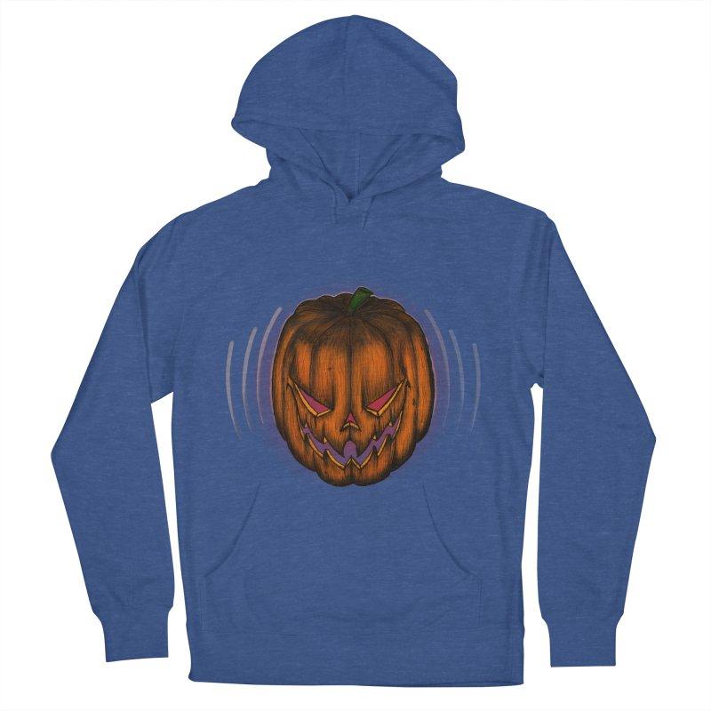 Cutout Grin Men's Pullover Hoody by thewayofpk - wear 2 scare
