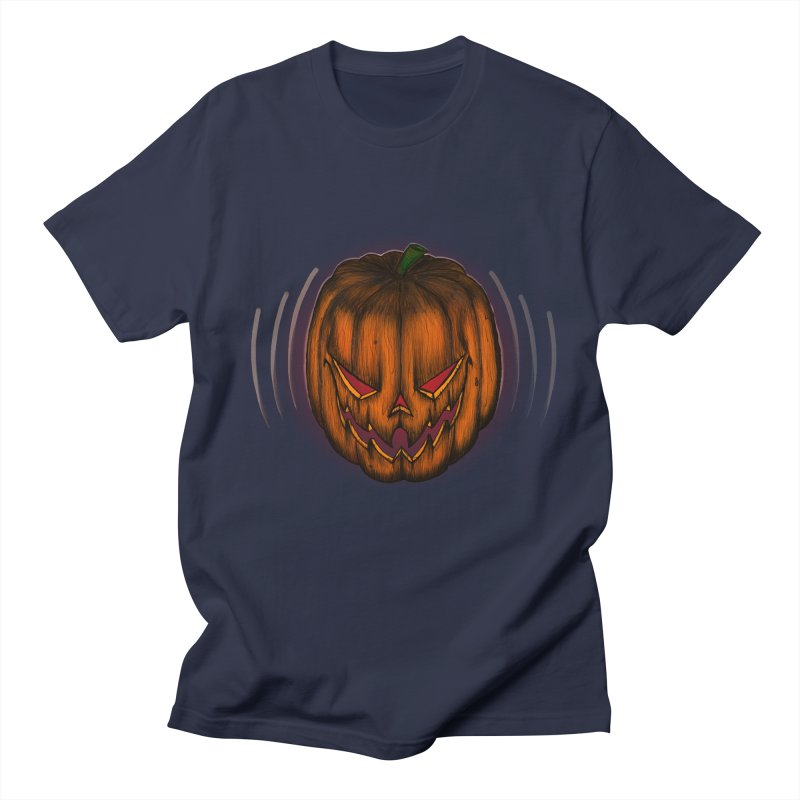 Cutout Grin Men's T-shirt by thewayofpk - wear 2 scare