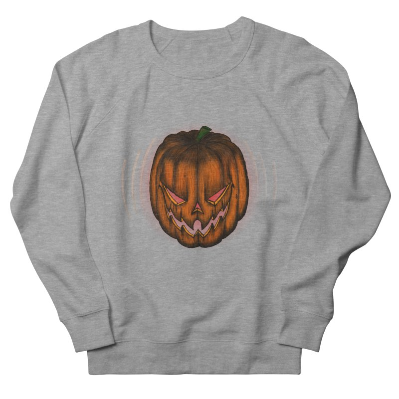 Cutout Grin Women's Sweatshirt by thewayofpk