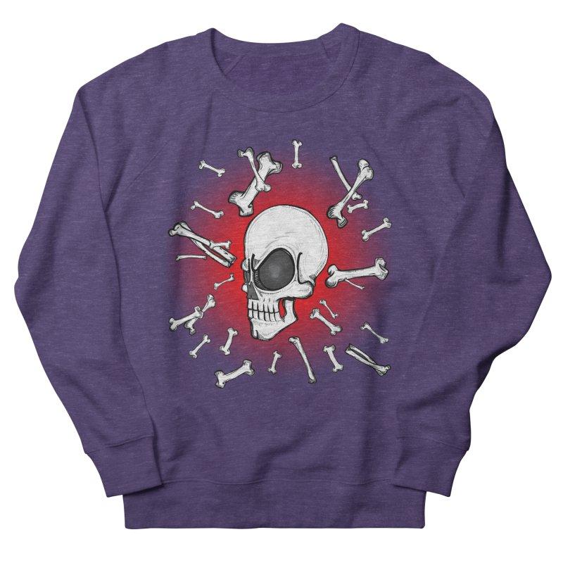 Mad 2 Da Bone Men's Sweatshirt by thewayofpk - wear 2 scare