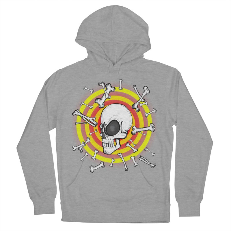 Madder 2 Da Bone Men's Pullover Hoody by thewayofpk - wear 2 scare