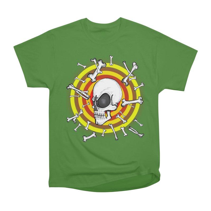 Madder 2 Da Bone Women's Classic Unisex T-Shirt by thewayofpk - wear 2 scare
