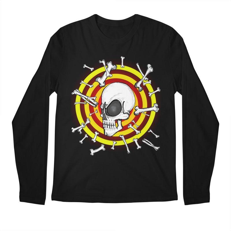 Madder 2 Da Bone Men's Longsleeve T-Shirt by thewayofpk