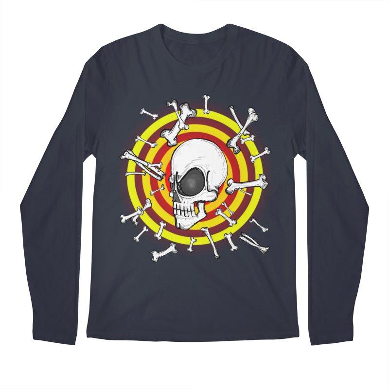 Madder 2 Da Bone Men's Longsleeve T-Shirt by thewayofpk - wear 2 scare