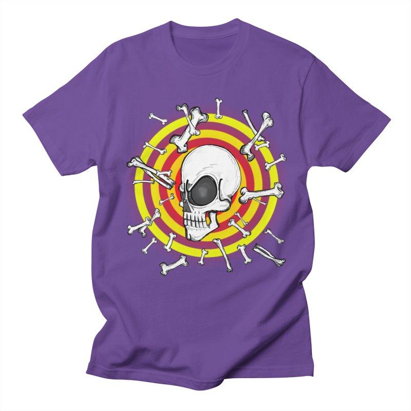 Madder 2 Da Bone Men's T-shirt by thewayofpk - wear 2 scare
