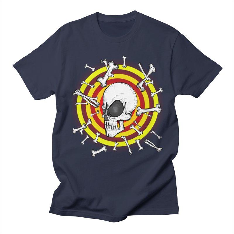 Madder 2 Da Bone Men's T-Shirt by thewayofpk