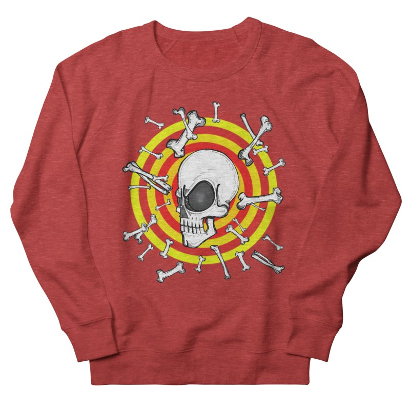 Madder 2 Da Bone Men's Sweatshirt by thewayofpk - wear 2 scare