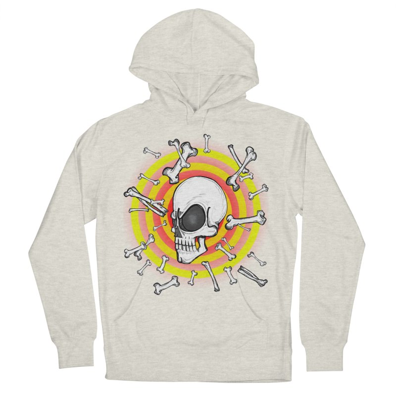 Madder 2 Da Bone Women's Pullover Hoody by THEWAYOFPK