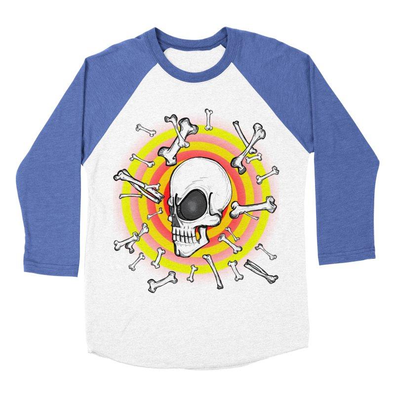 Madder 2 Da Bone Women's Baseball Triblend T-Shirt by THEWAYOFPK