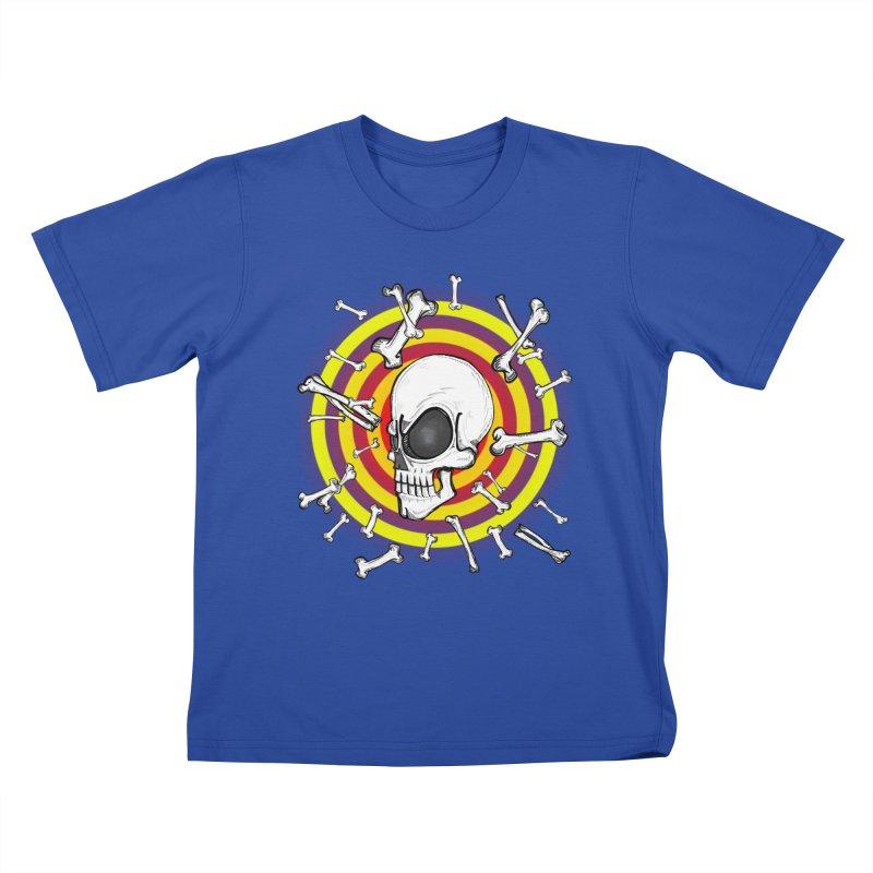 Madder 2 Da Bone Kids T-Shirt by THEWAYOFPK