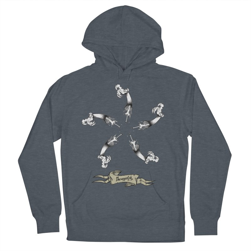 TWOPK Insignia Men's Pullover Hoody by THEWAYOFPK
