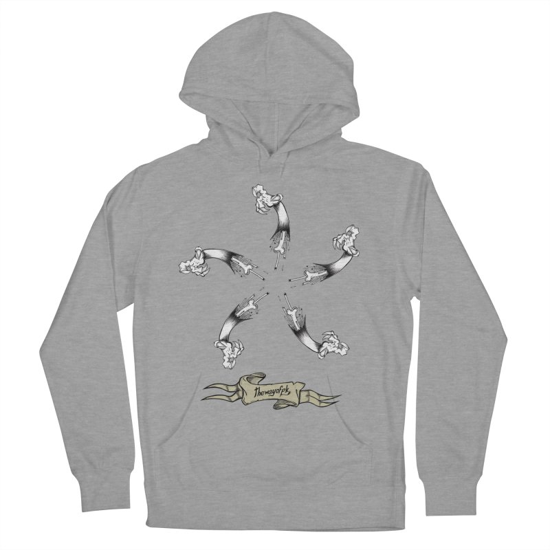 TWOPK Insignia Men's French Terry Pullover Hoody by THEWAYOFPK