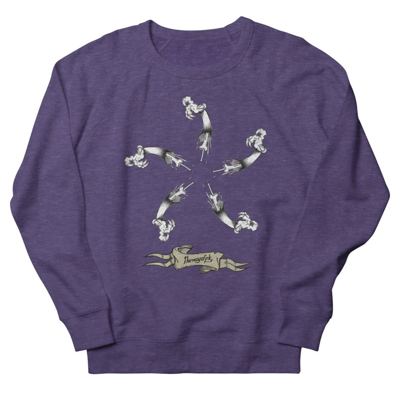 TWOPK Insignia Women's French Terry Sweatshirt by THEWAYOFPK