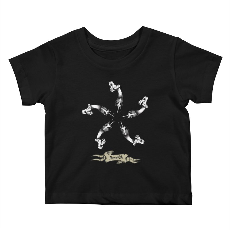 TWOPK Insignia Kids Baby T-Shirt by THEWAYOFPK