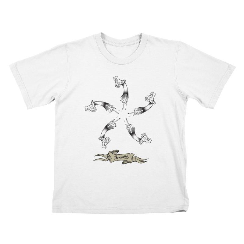 TWOPK Insignia Kids T-Shirt by THEWAYOFPK