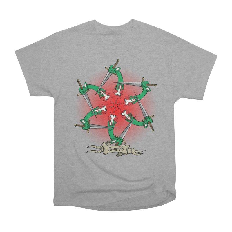 ides of wrath Women's Heavyweight Unisex T-Shirt by THEWAYOFPK