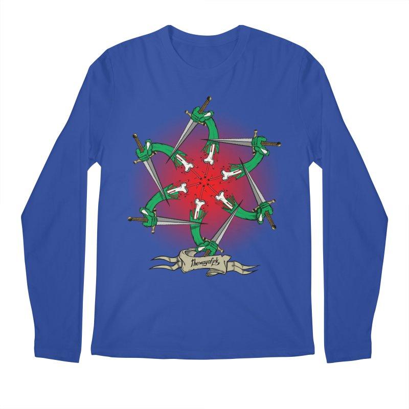 ides of wrath Men's Regular Longsleeve T-Shirt by THEWAYOFPK
