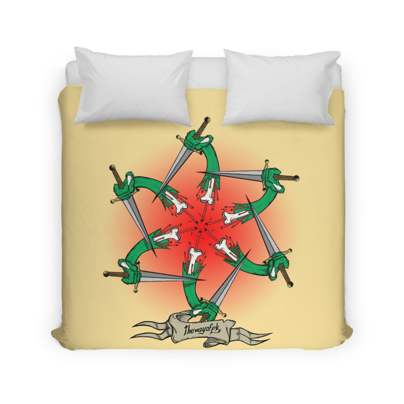 ides of wrath Home Duvet by THEWAYOFPK
