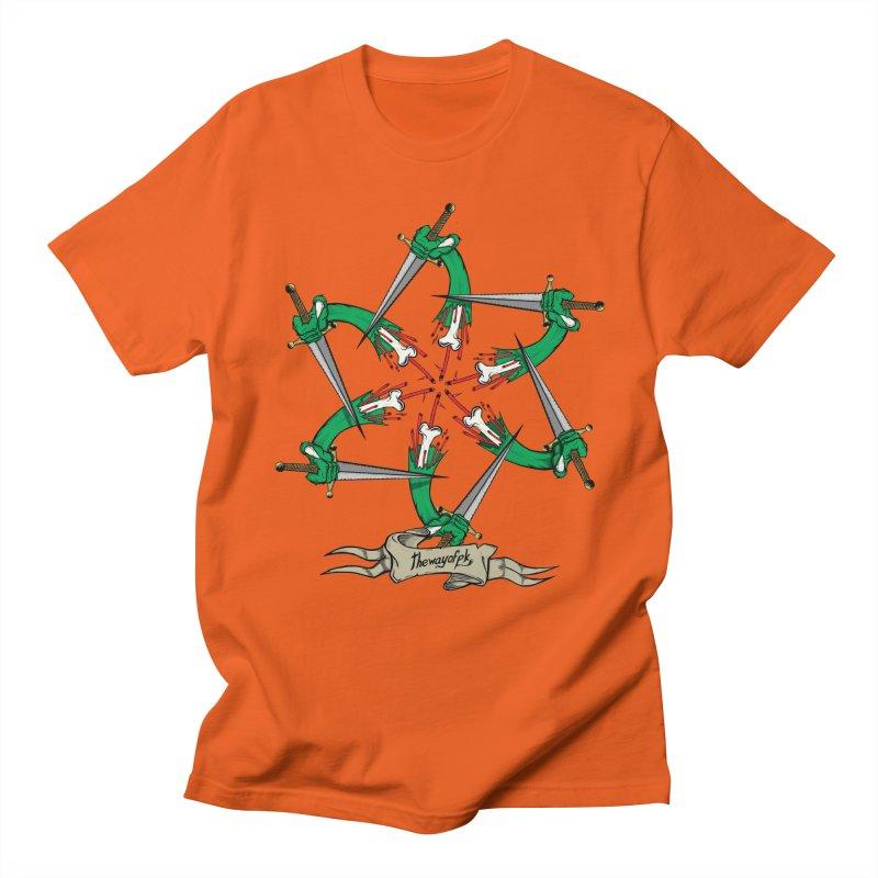 What Goes Around Comes Around Women's Regular Unisex T-Shirt by THEWAYOFPK