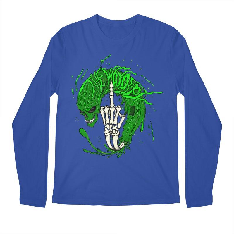 Slimey Diss Men's Regular Longsleeve T-Shirt by THEWAYOFPK