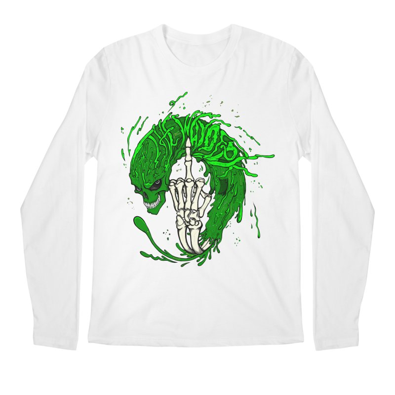 Slimey Diss Men's Longsleeve T-Shirt by THEWAYOFPK