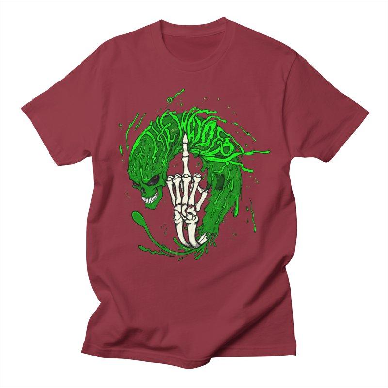 Slimey Diss Women's Regular Unisex T-Shirt by THEWAYOFPK