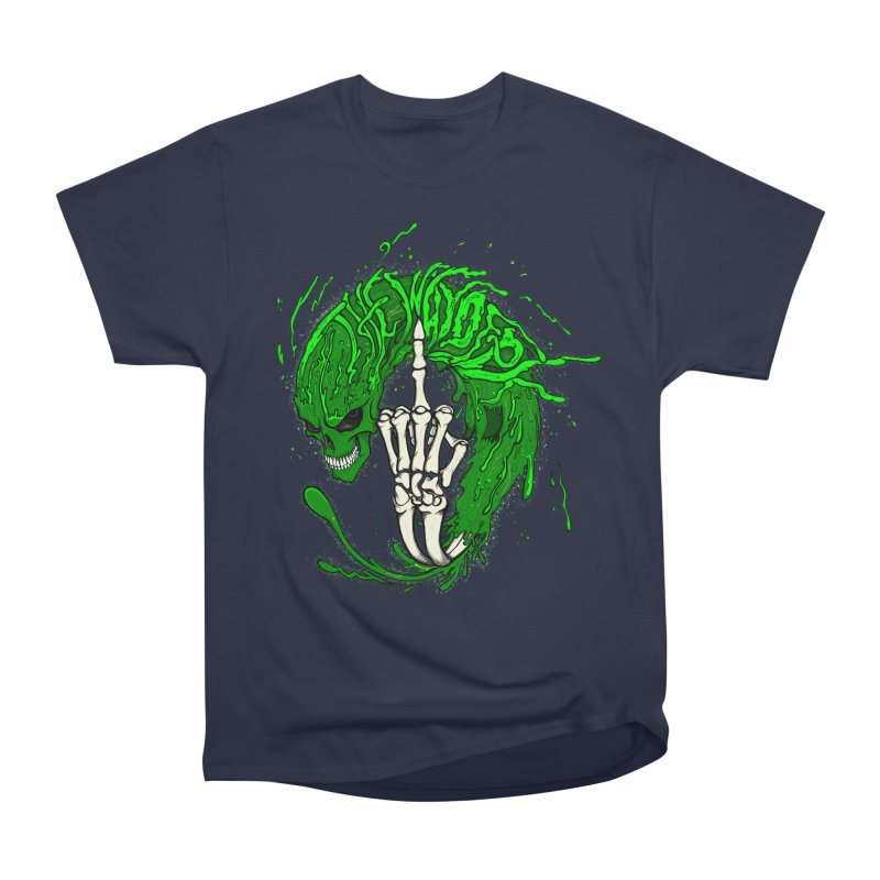 Slimey Diss 2 Women's Heavyweight Unisex T-Shirt by THEWAYOFPK
