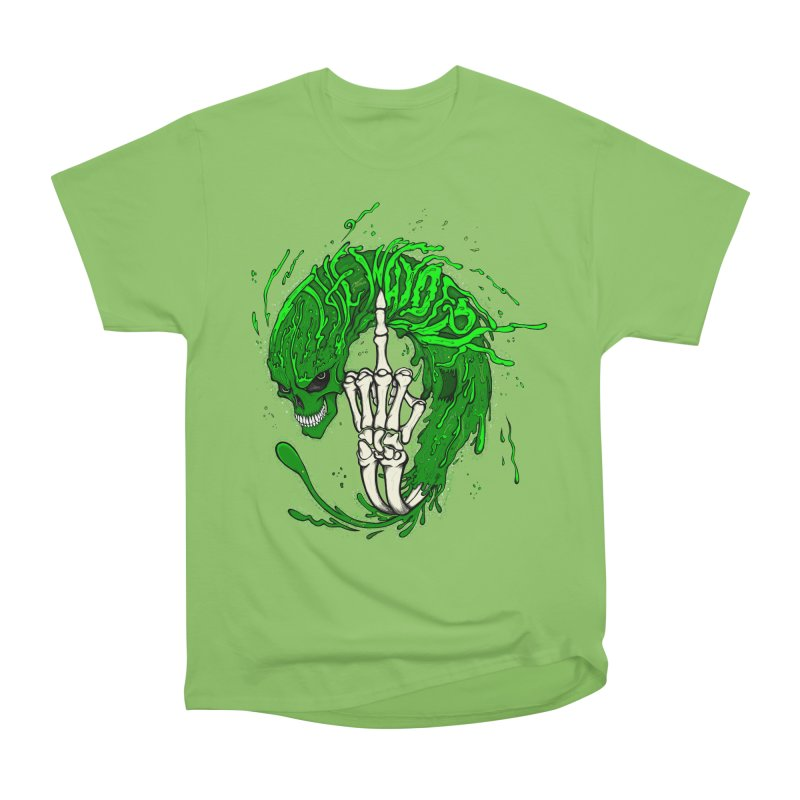 Slimey Diss 2 Men's Heavyweight T-Shirt by THEWAYOFPK