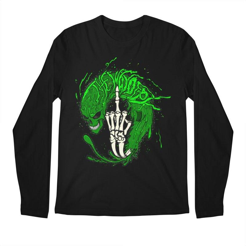 Slimey Diss 2 Men's Regular Longsleeve T-Shirt by THEWAYOFPK