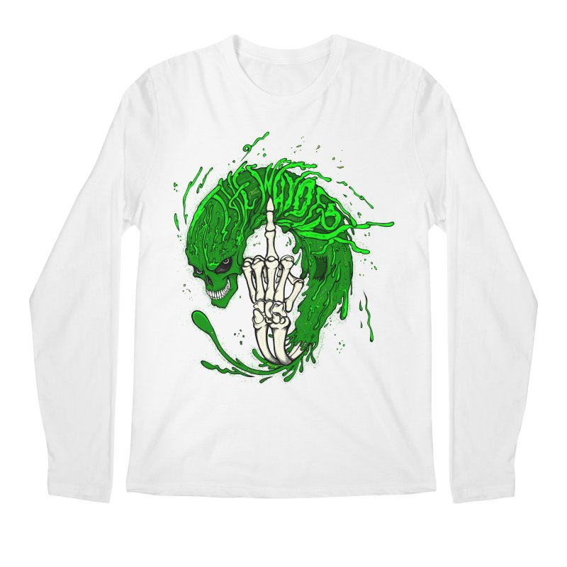 Slimey Diss 2 Men's Longsleeve T-Shirt by THEWAYOFPK