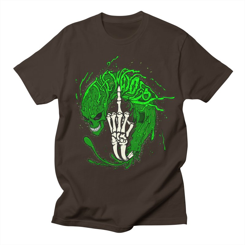 Slimey Diss 2 Men's T-Shirt by THEWAYOFPK