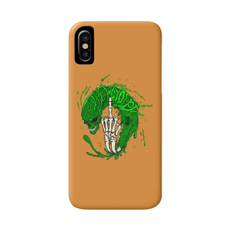 Slimey Diss 2 Accessories Phone Case by THEWAYOFPK