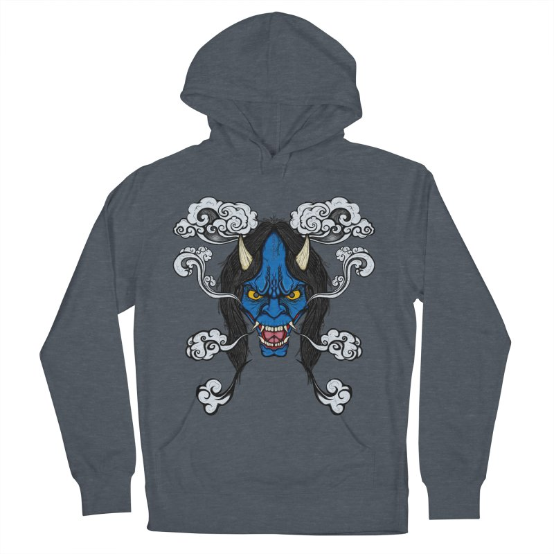 Savage! Men's French Terry Pullover Hoody by THEWAYOFPK