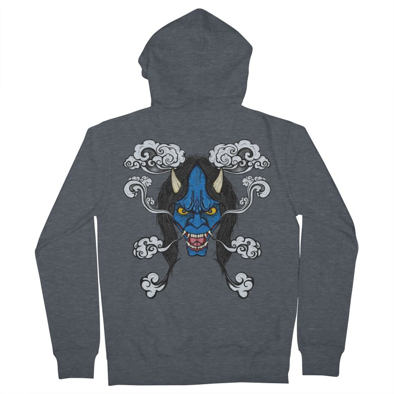 Savage! Men's French Terry Zip-Up Hoody by THEWAYOFPK