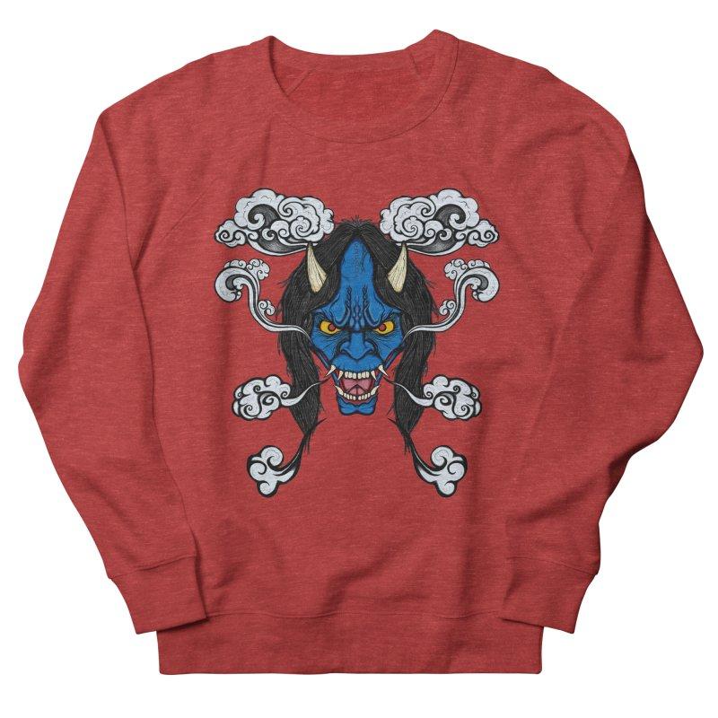 Savage! Men's French Terry Sweatshirt by THEWAYOFPK
