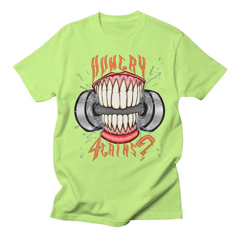 Wicked Workout Women's Regular Unisex T-Shirt by THEWAYOFPK