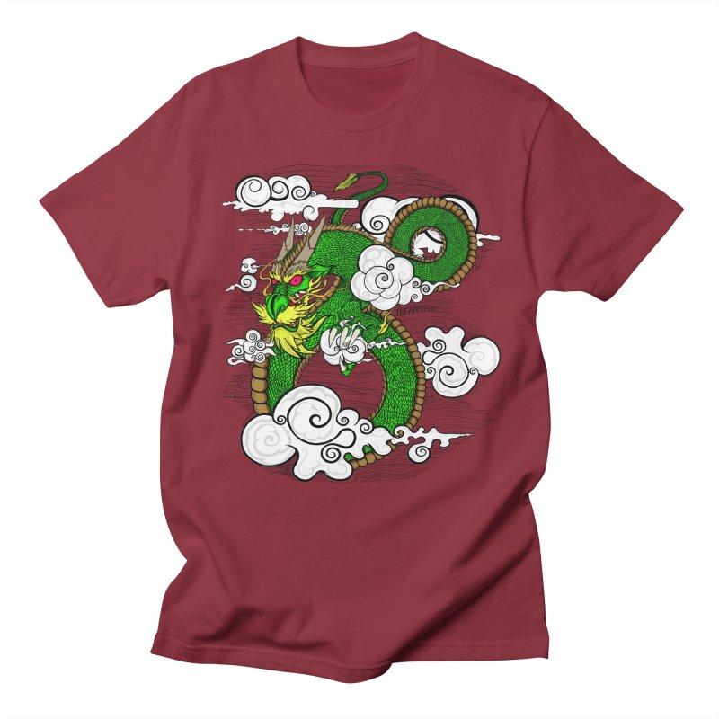 Dragon Daze Women's Regular Unisex T-Shirt by THEWAYOFPK